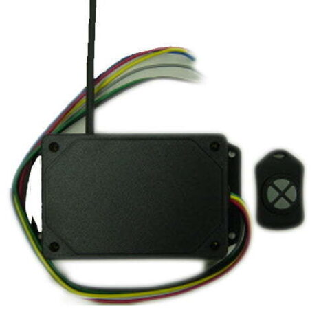 4 function Wireless Transmitter and Wireless Receiver Kit