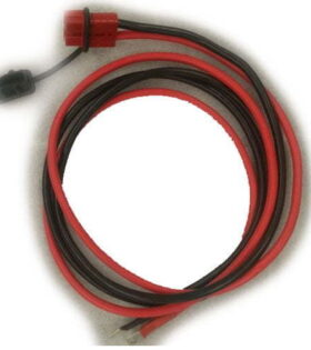 6 Foot Power and ground Cable for Wireless Transmitters