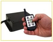 600dc wireless transmitter and receiver