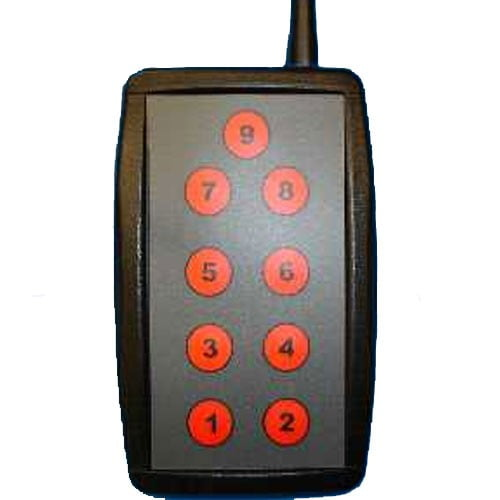 LT9 Large 9 Button 8 Function Wireless Remote Control Transmitter