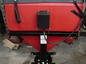 Western 500 Tailgate Spreader Wireless Remote Control System