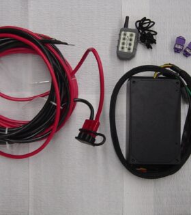 REMOTE CONTROL KIT DUAL DC MOTOR SPEED CONTROL, wireless motor speed control for dual motors