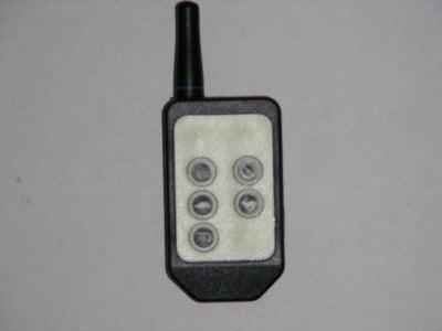 gas salt spreader universal wireless transmitter, universal salt spreader wireless, gas salt spreader wireless, Meyer Part # 66191