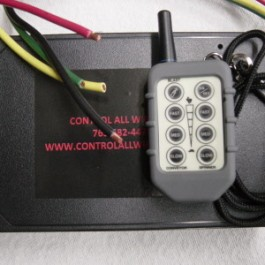 650dc wireless dual motor remote, DUAL ELECTRIC MOTOR WIRELESS SPEED CONTROL