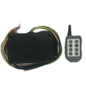 Wireless Snow Plow Controller Universal Straight Blade Wireless Remote