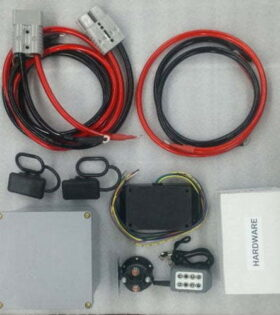 Snow Plow Straight Blade Wireless Remote Controller Conversion Kit
