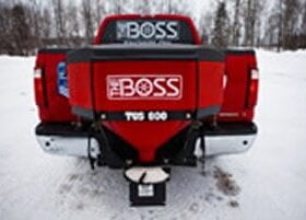 BOSS TGS600 TAILGATE SALT SPREADER WIRELESS REMOTE OPERATED,tailgate spreader, Boss tgs600