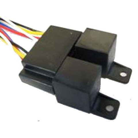 DC Throttle Actuator Relay Kit