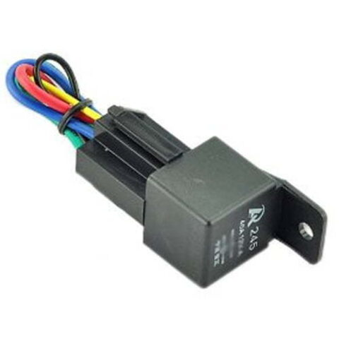 Ground Relay Kit DC This kit allows you to change one of the positive outputs of the remote to a ground output. Example - Engine kill switch. This will work with all of our controllers on any momentary function available. Comes with complete instructions.