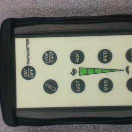 Large 650DC Wireless Transmitter Option