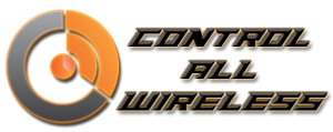 Control All Wireless Logo | Universal Wireless Transmitters and Wireless Receivers