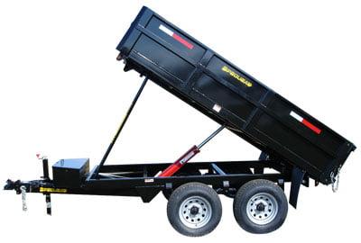 Wireless dump trailer, universal wireless remote control