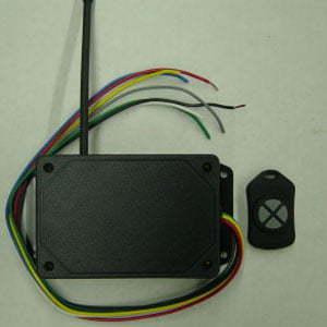 4 Button Wireless Remote Control Kits