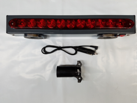 wireless tow lights, wireless trailer lights, magnetic trailer lights, tow lights, magnetic tow lights, wireless towing lights, wireless tow light bar