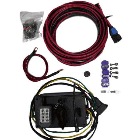 6000DCKIT - Single DC Motor Universal Wireless Controller Conversion Kit